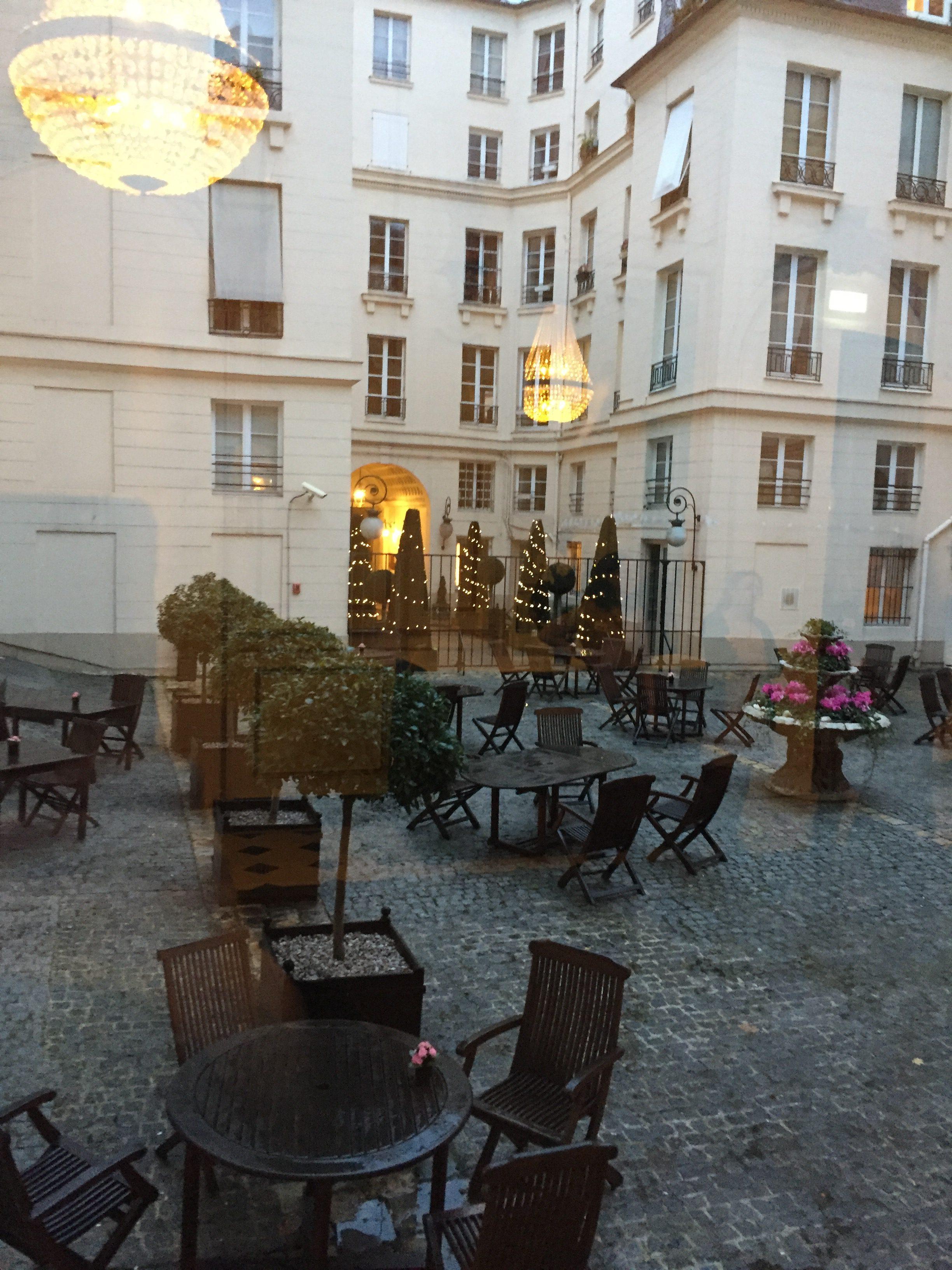 Paris, séminaire