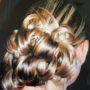 Essai coiffure mariée