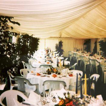Création d'ambiance, décoration de table