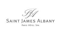 logo hotel saint james albany